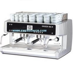 Cafetera Gaggia G6 Plus con Display 2GR y 3GR