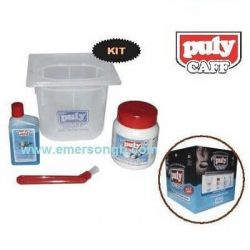 Puly Caff espresso cleaner Kit completo