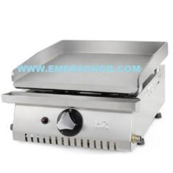 Plancha de gas Fainca HR 400